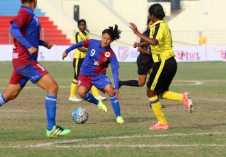 Two hat-tricks help Eastern Sporting Union rout Jeppiar Institute of Technology FC in the Indian Women's League (Photo courtesy: AIFF Media)
