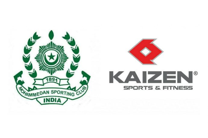 Mohammedan Sporting Club rope in Kaizen Sports as official kit sponsor
