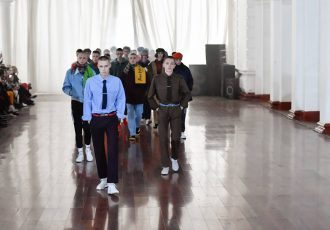 Fußball trifft Fashion: adidas Football x Gosha Rubchinskiy (Photo courtesy: adidas)