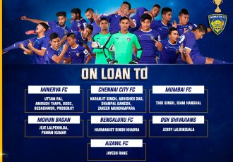 Chennaiyin FC loan 16 players to 2016-17 I-League (Image courtesy: Chennaiyin FC)
