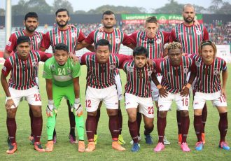 Mohun Bagan AC (Photo courtesy: I-League Media)