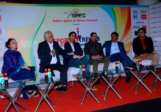 Sports Rehab convention concludes at a successful note (Photo courtesy: Sports Rehab)