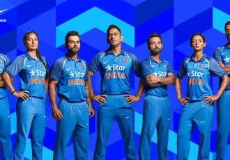 Nike unveils new Team India cricket kit (Photo courtesy: Nike)
