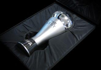 The Best FIFA Football Award Winners Trophy (Photo courtesy: FIFA)