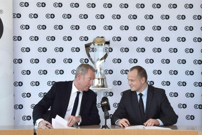 Cinkciarz becomes a Global Sponsor of the UEFA European Under-21 Championship 2017 (Photo courtesy: Cinkciarz / PRNewswire)