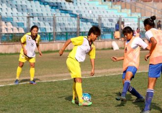 FC Alakhpura stun Rising Student FC in the Indian Women's League (IWL). (Photo courtesy: AIFF Media)