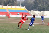 FC Alakhpura held to a draw by Jeppiaar IT FC in the Indian Women's League (Photo courtesy: AIFF Media)