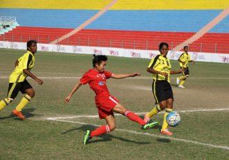 Jeppiaar IT FC defeat Aizawl FC in a pulsating IWL encounter (Photo courtesy: AIFF Media)