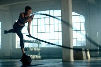 "Supermodel Karlie Kloss prove creativity is the difference maker in the new adidas film series ""Unleash Your Creativity"" (Photo courtesy: adidas)"