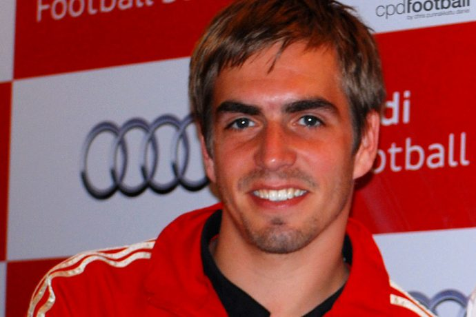 Bayern Munich legend Philipp Lahm (© CPD Football)