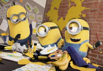 PUMA signs Illumination's Minions as new creative collaborators (Photo courtesy: PUMA)
