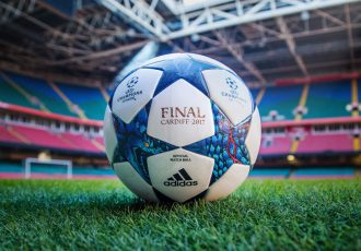 adidas unveils Welsh Dragon-inspired UEFA Champions League Knock Out Stages and Final Match Ball (Photo courtesy: adidas)