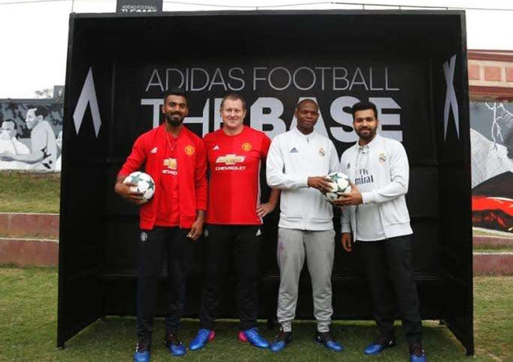4f538e451bc1 adidas launches its first urban football centre in India  The BASE – Plaza  in New Delhi