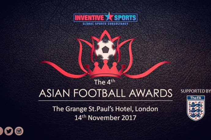 Asian Football Awards 2017