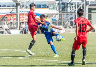 Bengaluru FC U-16s lose 1-0 to Minerva FC in Nike Premier Cup 2017 (AIFF U-16 Youth League - Final Round) semifinal clash (Photo courtesy: Bengaluru FC)