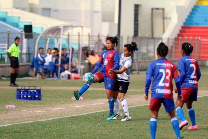 Eastern Sporting Union pummel FC Pune City (Photo courtesy: AIFF Media)