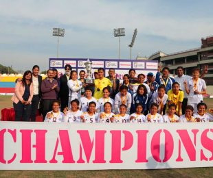 Eastern Sporting Union crowned Champions of Indian Women's League (Photo courtesy: AIFF Media)