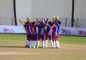 Indian Women's League (IWL) side Eastern Sporting Union (Photo courtesy: AIFF Media)