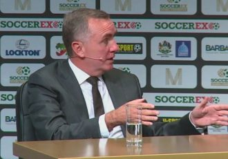 Ian Ayre (Photo cozrtesy: Screenshot - Soccerex video via YouTube)