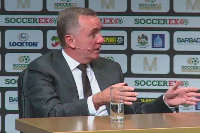 Ian Ayre (Photo cozrtesy: Screenshot - Soccerex video via YouTube)