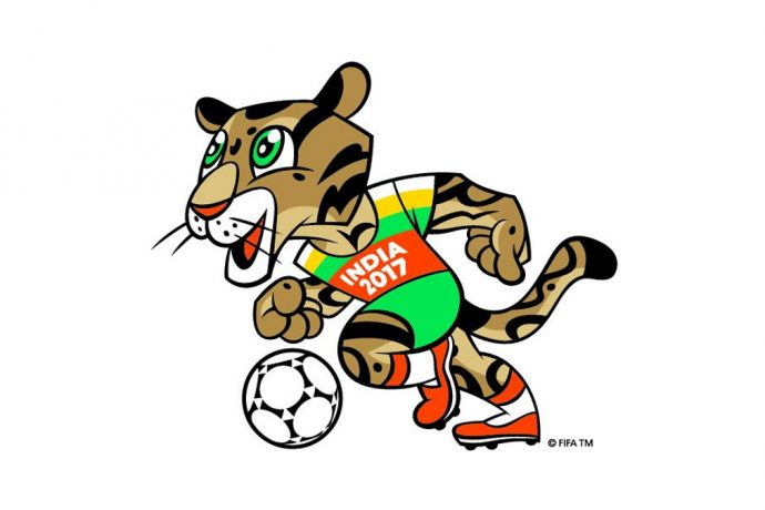 Khelo, the Official Mascot of the FIFA U-17 World Cup India 2017 (© FIFA)