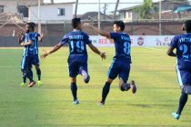 Minerva Punjab FC (Photo courtesy: I-League Media)