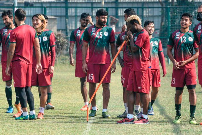 Mohun Bagan AC (Photo courtesy: AIFF Media)