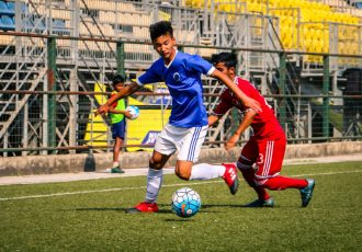 Ozone FC Bengaluru march into 2017 Nike Premier Cup Final (Photo courtesy: I-League Media)
