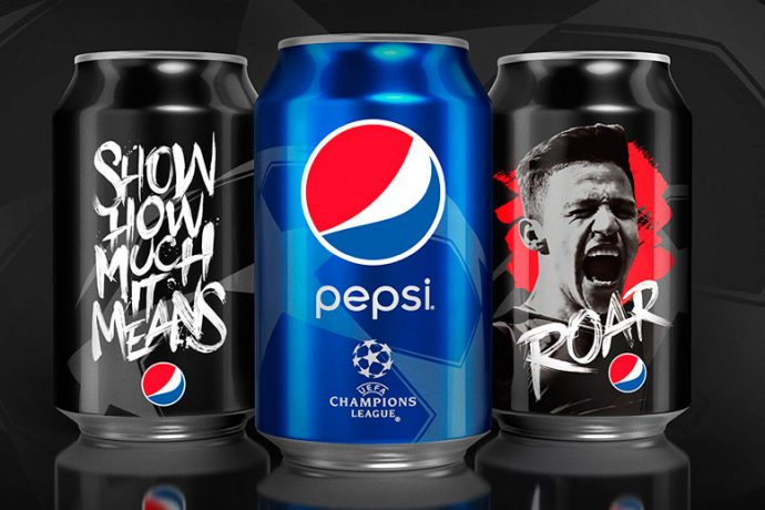 Pepsi celebrates moments of contagious superfan passion (Photo courtesy: PepsiCo)