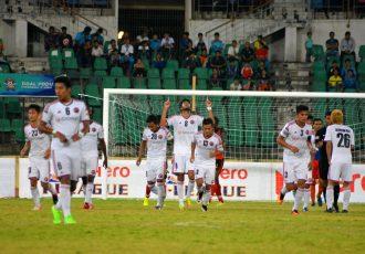 Shillong Lajong FC (Photo courtesy: I-League Media)