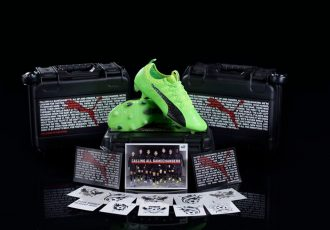 PUMA & Cramer change the game with experiential shoe packaging (Photo courtesy: Cramer)