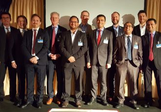 Tapping the Sports Ecosystem in India – Indian Consulate in Frankfurt holds its first sports centric event (Photo courtesy: CPD Football)