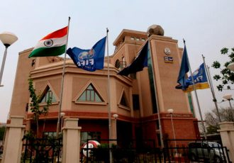 AIFF Football House in New Delhi (Photo courtesy: AIFF Media)