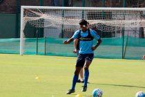 India defender Arnab Mondal (Photo courtesy: AIFF Media)