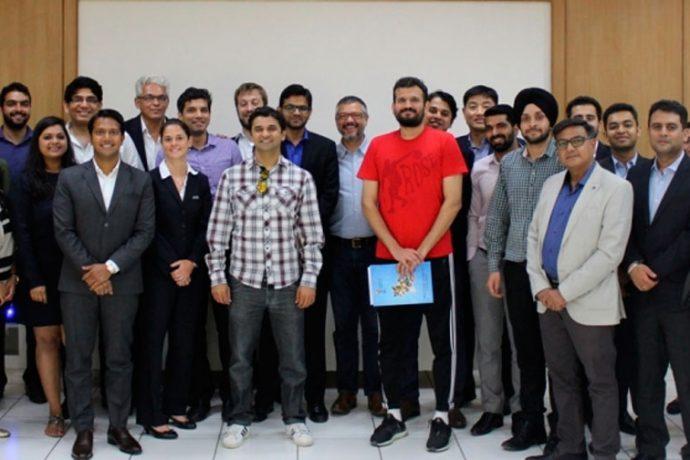 FIFA U-17 World Cup India 2017 workshop for Commercial Affiliates (Photo courtesy: AIFF Media)