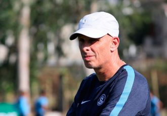 Indian National Coach Stephen Constantine (Photo courtesy: AIFF Media)
