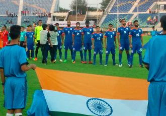 Indian national football team (Photo courtesy: AIFF Media)