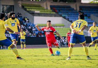 Mumbai FC no match for five-star DSK Shivajians (Photo courtesy: I-League Media)