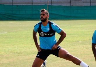 Indian national team striker Robin Singh (Photo courtesy: AIFF Media)