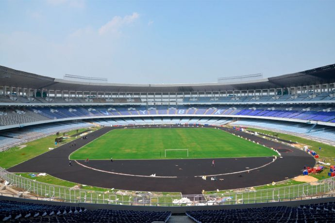 The Yuba Bharati Krirangan (Saltlake Stadium) in Kolkata (Photo courtesy: AIFF Media)