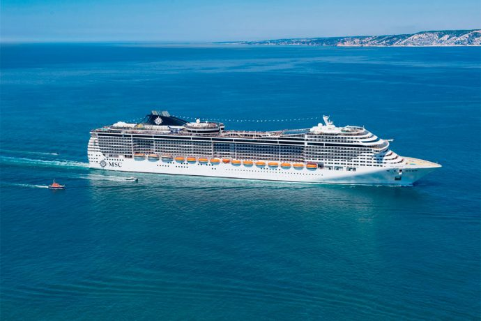 FC Barcelona legend Hristo Stoichkov to set sail aboard MSC Divina for football-themed Caribbean cruise (Photo courtesy: MSC Cruises)