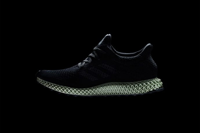 adidas unveils industry's first application of Digital Light Synthesis with Futurecraft 4D (Photo courtesy: adidas)