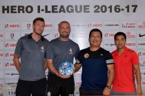 Pre-Match Press Conference ahead of the I-League encounter DSK Shivajians FC v Shillong Lajong FC (Photo courtesy: Shillong Lajong FC)
