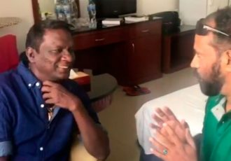 India legend IM Vijayan speaks about Indian Super League and Kerala players (Photo courtesy: Screenshot - Chandrika Daily)