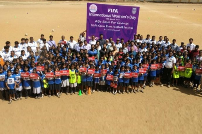 Just Play Train the Trainer Course comes to India (Photo courtesy: AIFF Media)