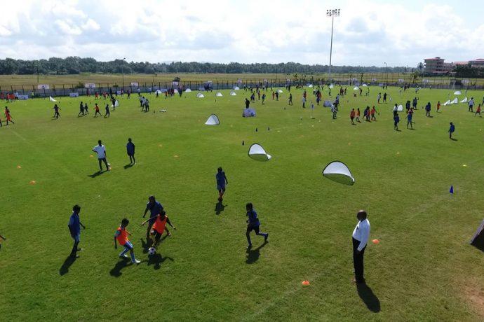 Mission XI Million Festival (Photo courtesy: LOC FIFA U-17 World Cup India 2017)