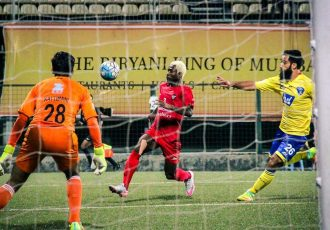 New-look Mumbai FC share spoils with Churchill Brothers (Photo courtesy: I-League Media)