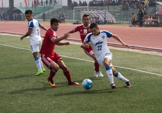 Bengaluru FC coast to victory over Shillong Lajong FC (Photo courtesy: Bengaluru FC)
