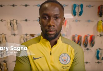 City2City - Episode 4 - Paris: Bacary Sagna on football in the Paris suburbs (Photo courtesy: Screenshot - City2City)