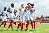 England U-17 national team (Photo courtesy: FIFA U-17 World Cup India 2017 LOC)